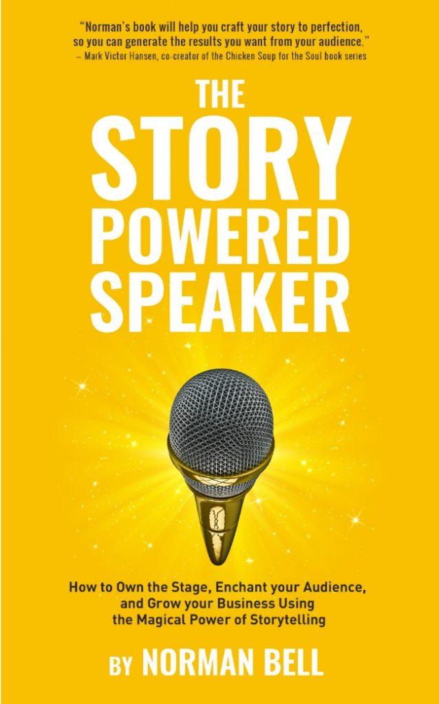The Story Powered Speaker